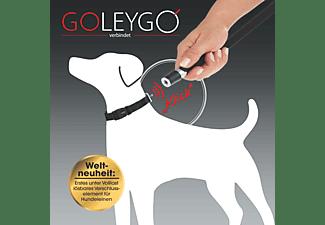 DIE HÖHLE DER LÖWEN GoLeyGo Hundeleine & Halsband S schwarz 2m