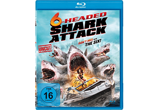 6-Headed Shark Attack - Don't mix with the Six! - (Blu-ray)