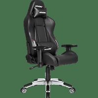 AKRACING Master Premium Gaming Stuhl, Karbonschwarz
