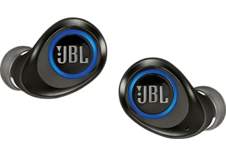JBL Free X True Wireless - Svart