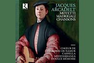 Choeur De Chambre De Namur, Cappella Mediterranea, Doulce Memoire - MADRIGALI - CHANSONS - MOTETTI [CD]