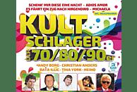 VARIOUS - Kultschlager der 70er,80er,90er [CD]