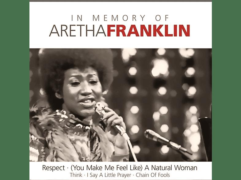 Aretha Franklin - IN MEMORY OF ARETHA FRANKLIN [CD]