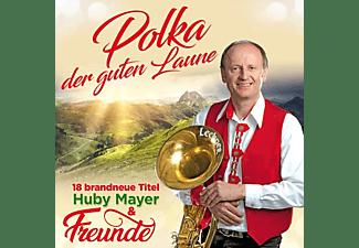 Huby Mayer & Freunde - 1190189  - (CD)
