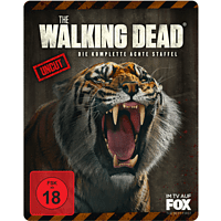 "The Walking Dead - Staffel 8 (Limited Weapon Steelbook ""Shiva"") Exklusiv! [Blu-ray]"