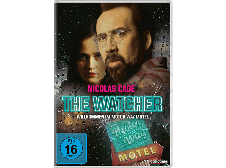 The Watcher - Willkommen im Motor Way Motel [DVD]