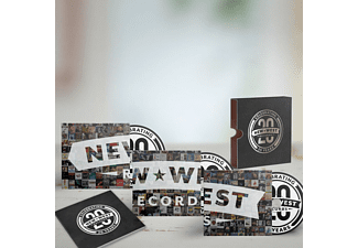 VARIOUS - New West Records 20th Anniversary  - (CD)