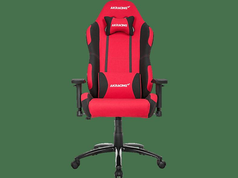 AKRACING CORE EX Gaming Stuhl, Rot/Schwarz