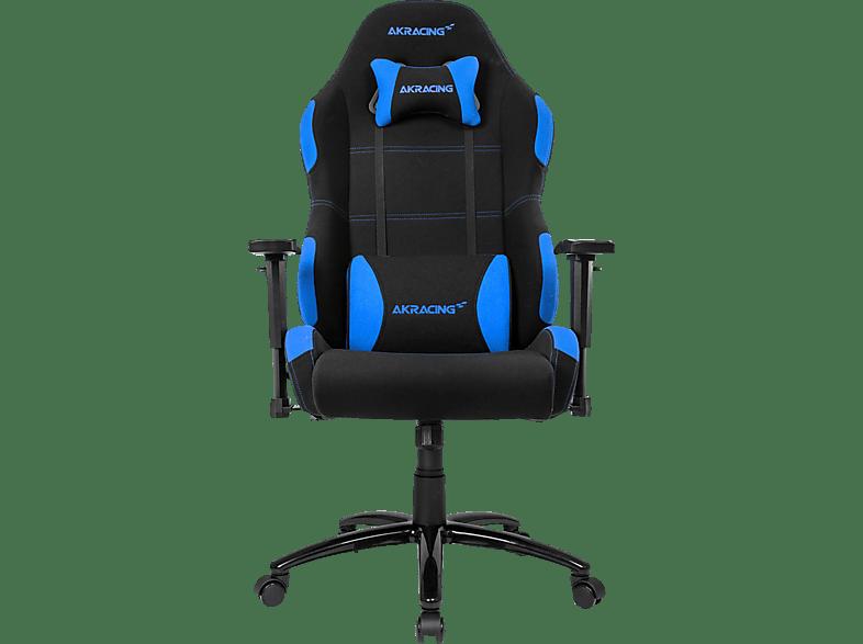 AKRACING CORE EX WIDE Gaming Stuhl, Schwarz/Blau