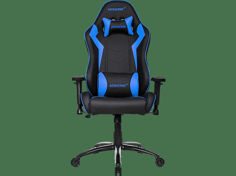 AKRACING CORE SX Gaming Stuhl, Schwarz/Blau
