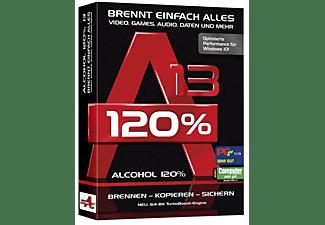 Alcohol 120% 13 - [PC]