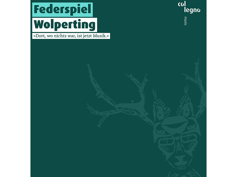 Federspiel - WOLPERTING [CD]