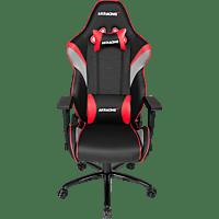 AKRACING CORE LX Gaming Stuhl, Schwarz/Rot