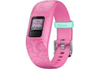 GARMIN vívofit® jr. 2 DISNEY PRINCESS - Bracelet sport (Rose)