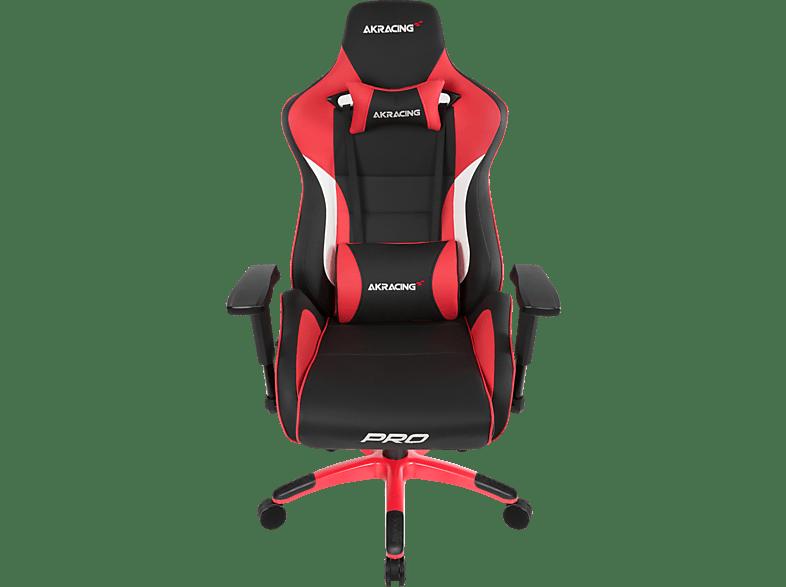AKRACING AKRACING Master Pro Gaming Stuhl Schwarz Rot