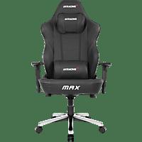 AKRACING Master Max Gaming Stuhl, schwarz