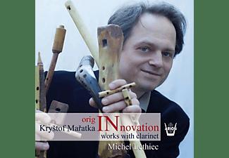 Michel Lethiec - OrigINnovation-Werke mit Klarinette  - (CD)