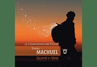 Quinte Et Sens - Le Compagnon des Étoiles-Chorwerke  - (CD)