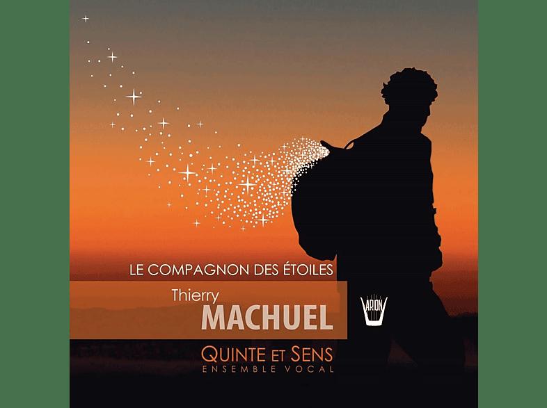 Quinte Et Sens - Le Compagnon des Étoiles-Chorwerke [CD]