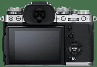 FUJIFILM X-T3 inkl. XF18-55mm f2.8-4 R LM OIS Kit Systemkamera 26.1 Megapixel mit Objektiv 18-55 mm F2.8-4, 7,6 cm Display, WLAN