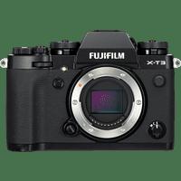 FUJIFILM X-T3 Gehäuse Systemkamera 26.1 Megapixel, 7,6 cm Display, WLAN