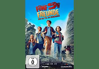Fünf Freunde und das Tal der Dinosaurier DVD