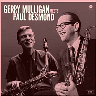 Gerry Mulligan - Gerry Mulligan Meets Paul Desmond+1 Bonus Track [Vinyl]