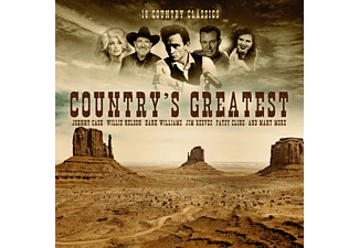 VARIOUS - Country's Greatest  - (Vinyl)