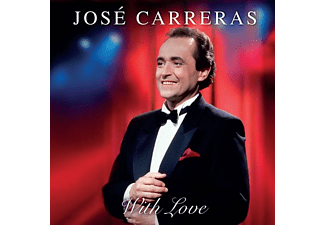 José Carreras - With Love - (Vinyl)