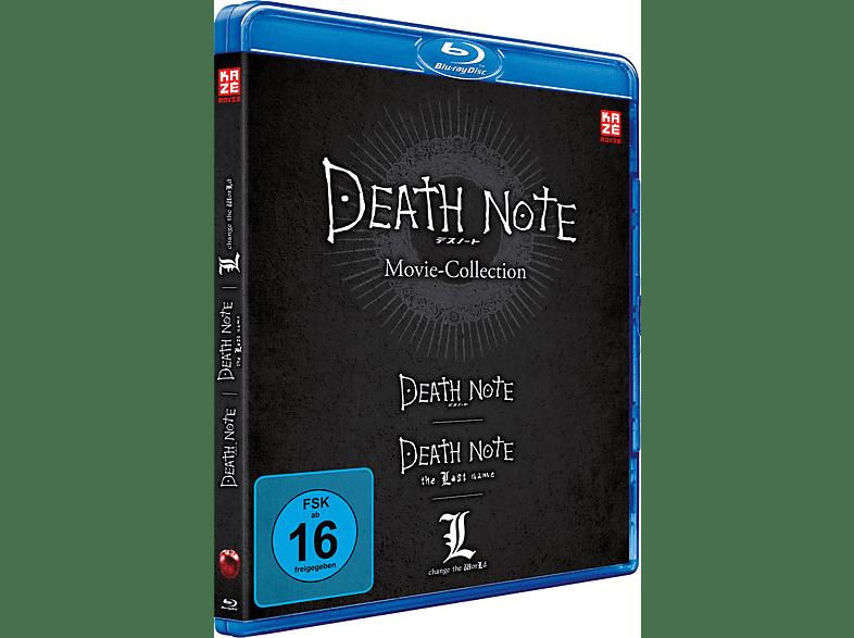 Death Note 1-3 [Blu-ray]