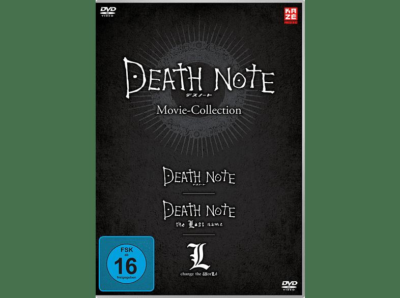 Death Note 1-3 [DVD]