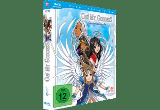 Oh! My Goddess Blu-ray