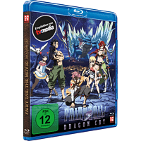 Fairy Tail - Dragon Cry [Blu-ray]
