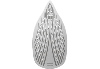 PHILIPS GC4537/80 Azur Dampfbügeleisen (2400 Watt, Ausgezeichnete Kratzfestigkeit, sehr gute Gleiteigenschaften)