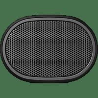 SONY SRS-XB01 Bluetooth Lautsprecher, Schwarz, Wasserfest