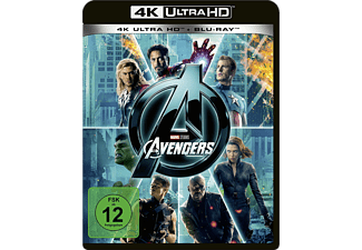Marvel's The Avengers [4K Ultra HD Blu-ray]
