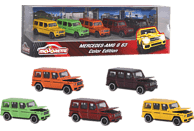 DICKIE TOYS Mercedes-AMG G63 Giftpack Spielzeugautos, Mehrfarbig