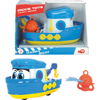 DICKIE TOYS Happy Boat Spielzeugboot