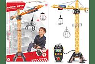 DICKIE TOYS 203462412 Mega Crane Spielzeugauto, Gelb