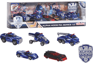 DICKIE TOYS Alpha Mods PD 5 Pieces Giftpack Mehrfarbig