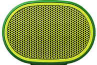 SONY SRS-XB01 Bluetooth Lautsprecher, Grün, Wasserfest