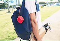 SONY SRS-XB01 Bluetooth Lautsprecher, Rot, Wasserfest