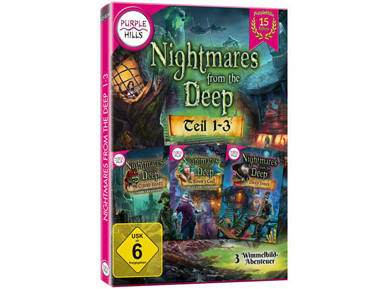 Nightmares from the Deep: Teil 1-3 [PC]