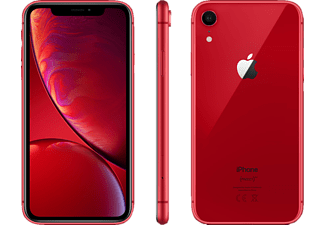 "APPLE iPhone XR - Smartphone (6.1 "", 128 GB, Red™)"