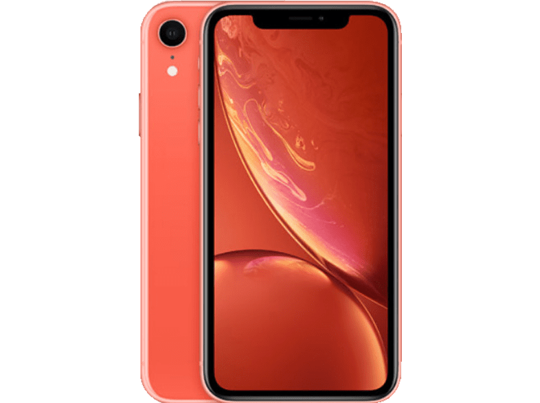 APPLE iPhone XR 256 GB Coral Dual SIM