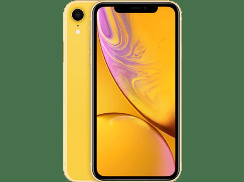 APPLE iPhone XR 256 GB Yellow Dual SIM