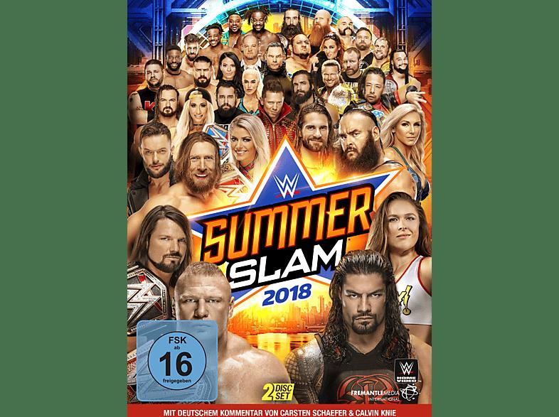 Summerslam 2018 [DVD]