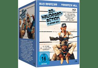 Bud Spencer & Terence Hill: 20x Haudegen-Action - Blu-ray