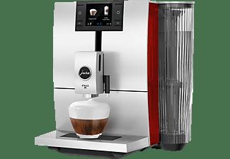 JURA ENA 8 Kaffeevollautomat Sunset Red