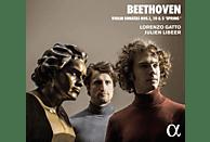 Lorenzo Gatto, Julien Libeer - Violin Sonatas Nos.1, 10 & 5 'Spring' [CD]
